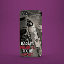 DRIFTING/CRASH/CARS PHONE CASE COVER/FITS IPHONE AND SAMSUNG MODELS