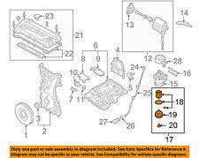 MAZDA OEM 06-09 5 Engine-Oil Filter L32114300A9U