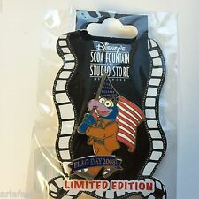 DSF - Flag Day 2008 - Gonzo from Muppets LE 300 Disney Pin 62470