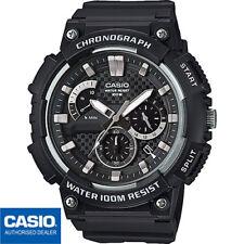 f10e04c02a33 Relojes de pulsera Casio Chrono de acero inoxidable