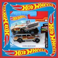 Hot Wheels 2019  ´64 NOVA WAGON GASSER  198/250 NEU&OVP..