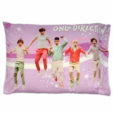 """One Direction Full Band Portrait Pillowcase   """"jump"""""""