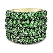 Grand Sample Sale™ Ring featuring Forest Green Tsavorite™ set in 14K Honey Gold™