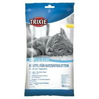 Trixie Simple'n'Clean Bags for Cat Litter Trays Box Disposable, Large, 10 Liners