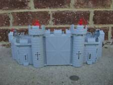 MPC Medieval Castle Knights Middle Ages 1/48 Crusades Toy Soldiers Diorama