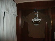 Timberland t-shirt brown long sleeve nature & city without ducks size 3XL NWT