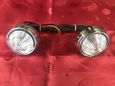 New Pair Of Fe Holden Front Indicator Assembles With Clear Lenses Complete