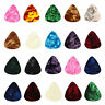 10/20 Pcs New Acoustic Picks Plectrum Celluloid Electric Smooth Guitar Pick