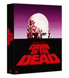 Dawn of the Dead Blu-ray Box Set RB New