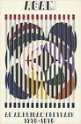 YAACOV AGAM An American Portrait 25.5 x 16.75 Lithograph 1976 Contemporary