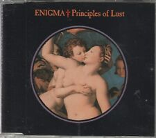 Enigma  CD-SINGLE  PRICIPLES OF LUST  ©  1991   MICHAEL CRETU