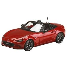 Mark43 1/43 Mazda Roadster (Nd5Rc) Soul Red Premium Metallic Resin Model Pm4346R