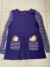 Mini Boden Girls 11-12 Hedgehog Tunic