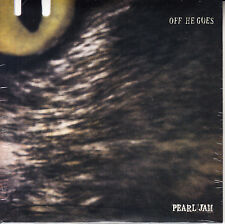 "PEARL JAM  Off He Goes PICTURE SLEEVE 7"" 45 rpm vinyl record BRAND NEW SEALED"
