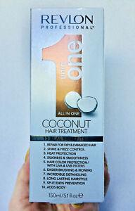 Revlon Professional Uniq One All in One Coconut Hair Treatment 5.1oz/150 ml