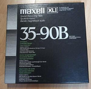 Maxell XL1 35-90B Ungebrauchtes Band