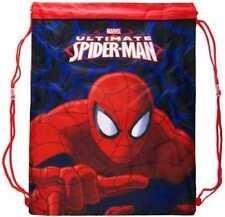 "Oficial Marvel Spider-Man PERSONAJE PE, gimnasio, BOLSA ZAPATERO"""