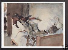 JOHN SINGER SARGENT In Switzerland (1905) Painting Artwork ART MODERN POSTCARD