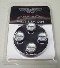 ASTON MARTIN GENUINE  WHEEL / TIRE VALVE CAP KIT  OEM # 36-85998