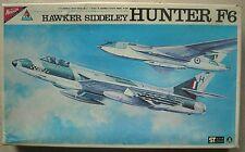 Nichimo 1/48 Hawker Siddeley Hunter F6