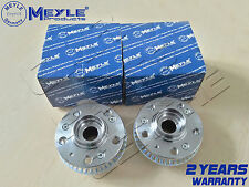 FOR SKODA OCTAVIA 1.9 SDI TDI 99-10 FRONT LEFT RIGHT WHEEL HUB HUBS FLANGE MEYLE