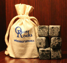 """1"""" hand made whiskey stones set of 6"""