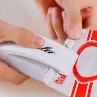 Portable Mini Home Heat Sealing Machine Seal Packing Plastic Bag Sealer