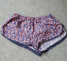 New Look floral pyjama shorts