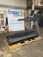 Precor TRM 885 Treadmill w/ P80 Console - Cleaned & Serviced