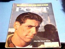 Saturday Evening Post March 10 1962 CAROL BURNETT What happens after High School