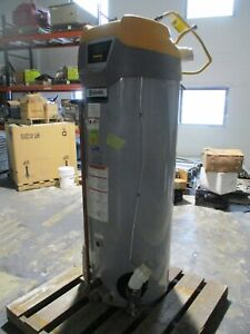A.O. Smith Cyclone MXi Modulating Commercial Water Heater BTH-250A 200 Used