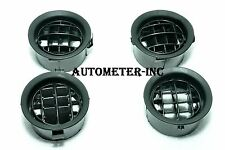 Dash Vents - Heater/AC - Qty 4 / Complete Set - Suzuki Samurai 85-88