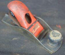 Vintage Stanley Handyman Small Block Hand Plane Planer Carpentry Woodworking