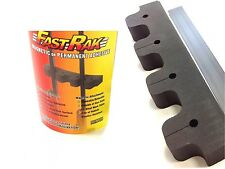 Fast Rack Gun Safe Rak Mount Holder Magnetic Rifle Shotgun Rod Tool Foam Rest