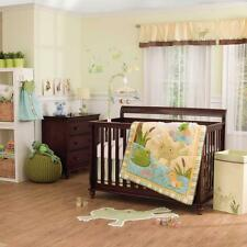 Carter's 4 Piece Crib Bedding Set, In The Pond (Discontinued item) Frog