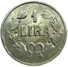 SAVOIA (Peso monetale 5 Grammi) 1 LIRA