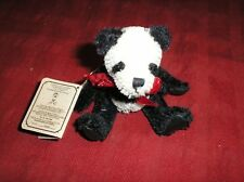 Boyd Bears Mohair Bear C Carryout Bearington w/ Tag