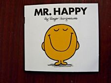 Mr. Happy by Roger Hargreaves (Paperback, 1971)
