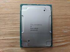 Intel Xeon Gold 6134 QLH2 ES 2.4GHz 11MB 8C 14nm 135W 16T LGA3647 CPU Processors