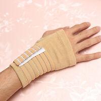 Elastic Palm Wrap Hand Brace Support Wrist Sleeve Band Gym Sports Traning
