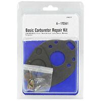 Basic Minor Carburetor Repair Rebuild Kit Fits Massey Ferguson MF TO20 TO30 TO35