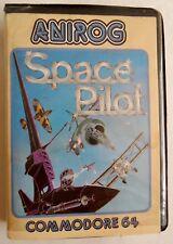 Commodore 64 (C64) - piloto espacial (por ANIROG Software) — probado y de trabajo