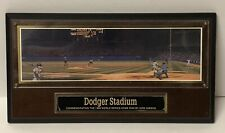 Dodger Stadium Collectors Plaque - 1994 Sports Impressions - Numbered Edition