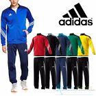 Adidas Mens Adidas Tracksuit Joggers Bottoms Pants Top Small Medium Large XL XXL