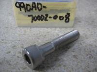 NOS OEM Suzuki Cap Screw (M8-1.25X40) (SS) 2001-11 VL800 VL800Z 990A0-70002-008