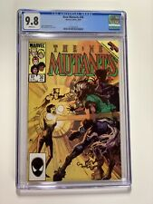 New Mutants 30 Cgc 9.8 White Pages Marvel X-men Copper Age 016