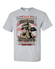 Patriotic Liberty or Death Don't Tread On Me Short Sleeve T-shirt