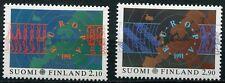 Finnland 1144 - 1145 postfrisch, Europa - Europäische Weltraumforschung