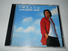 """Jean Michel Jarre """"le immagini-il meglio di JEAN MICHEL JARRE"""" CD (Dreyfus 1991 Canada)"""