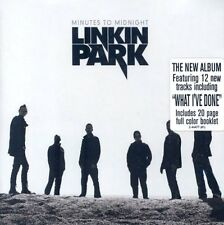 Linkin Park : Minutes to Midnight (Clean) CD